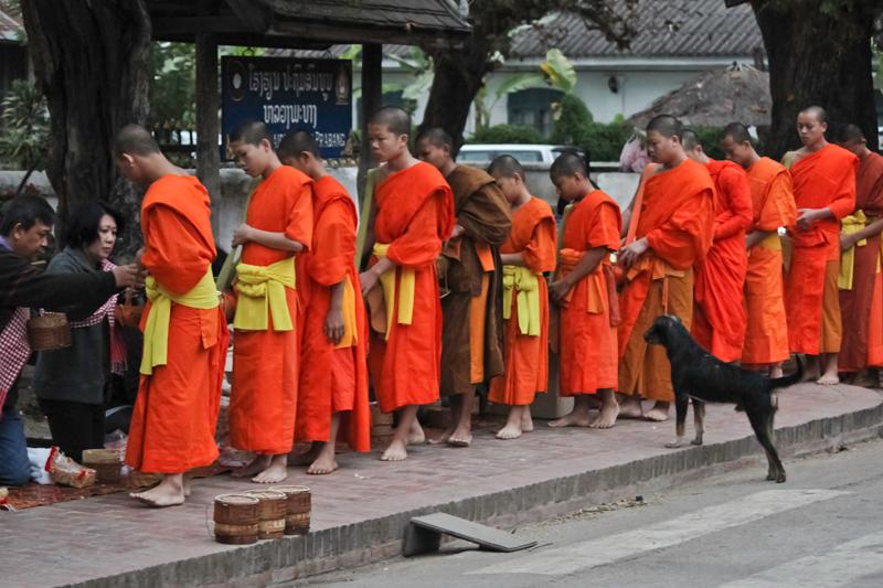 Monks & Faith