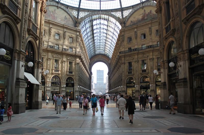Day at Milano