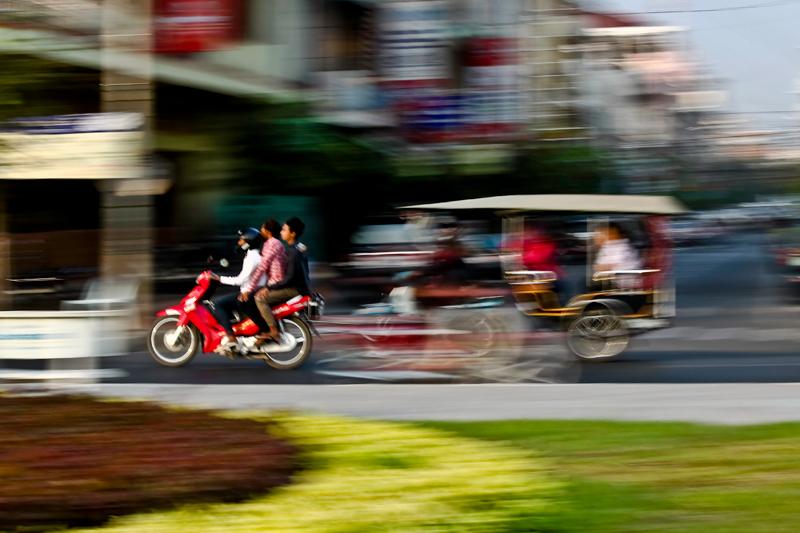 Lost in Cambodia